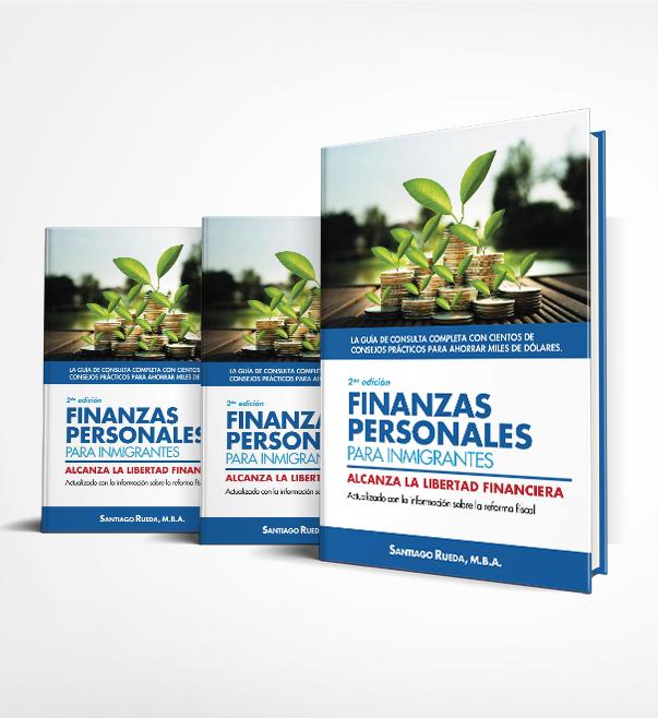 """Ya está aquí la segunda edición del libro """"Finanzas Personales para Inmigrantes"""""""